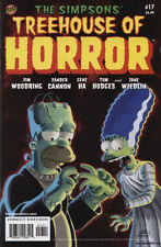 BART SIMPSONS TREEHOUSE OF HORROR #17  NEAR MINT 1995