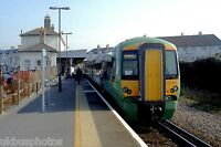 Southern 375321 Seaford, East Sussex 2003 Rail Photo