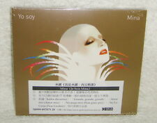 Mina Yo Soy Taiwan CD w/Sticker (Spanish Ver.) Suis
