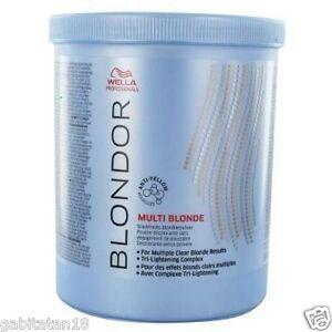 WELLA Blondor Lightening Powder Hair Bleach 28.2oz 800gr