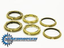Synchrotech - K20Z3 06-09 Civic Si 1-6 Carbon Synchros