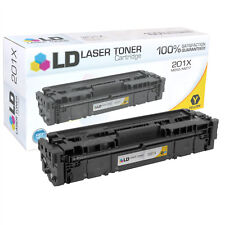 LD Compatible Replacement for HP CF402X/201X HY Yellow Laser Toner Cartridge
