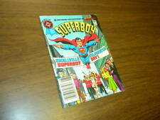 BEST OF DC Blue Ribbon Digest #15 SUPERBOY - 1981 100 pages