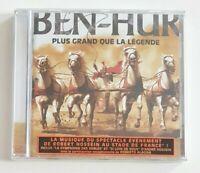 CD ALBUM NEUF ♦ BEN-HUR de ROBERT HOSSEIN - avec ROBERTO ALAGNA