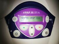 ResMed VPAP-III incl. Rucksack