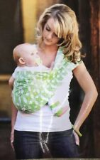 Seven Everyday Slings Green Vibe Baby Carrier Sz 3