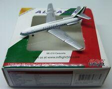 Inflight500 1:500 IF5210006 SUD Se-210 Caravelle Alitalia (1960s livery) I-DAXU