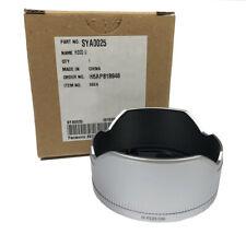 Panasonic Lens Hood Lumix G Vario H-FS12032 12-32mm , H-FS35100 - Silver SYA0025