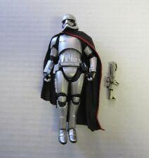 "Captain Phasma Action Figure 6 3/4"" Star Wars Black Series 06 b"