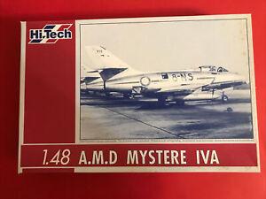 Vintage Hi-Tech 005 1/48 A.M.D. Mystere IVA