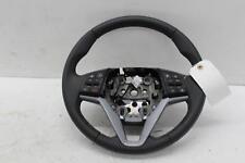 2018 HYUNDAI TUCSON Multifunctional Black Leather Steering Wheel