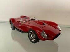 Danbury Mint ~ 1958 Ferrari 250 Testa Rossa ~ 1st Edition 1:24 Scale