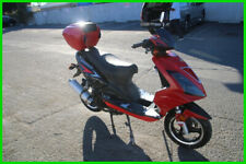 2008 Taizhou Zhongneng Motorcycle Co ZN150T-5 Grand Prix Scooter NO RESERVE