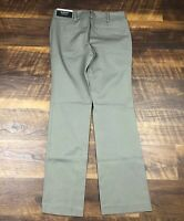 NWT Ann Taylor Modern Bootcut Petite Taupe size 00P Career Women's Dress Pants