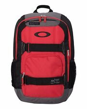 "Oakley Enduro 22L 15"" Laptop / MacBook Pro Pack / Red Backpack / Daypack - New"