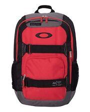 "Oakley Enduro 22L 15"" Laptop / MacBook Pro Pack / Red Backpack / Daypack - New"