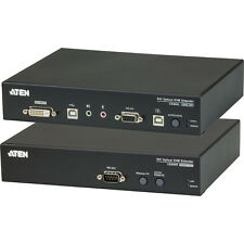ATEN CE680 DVI-D KVM Extender up to 600m optical cable