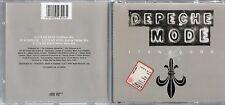 DEPECHE MODE CD single 4 TRACCE It's no good 1997 MADE IN ENGLAND