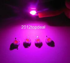 10pcs/lot 1w full spectrum 400nm~840nm led grow chip ,45mil bridgelux no pcb