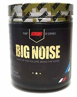 Redcon1 Big Noise Pump Pre-Workout, Firecracker, 30 Servings (11 Oz)