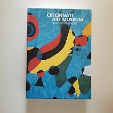 Cincinnati Art Museum Book - Collections Highlights