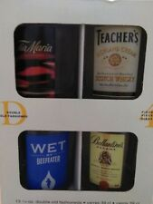 Rocks Glasses Old Fashioned Luminarc Set of 4 Double Beefeaters Ballantines 13oz