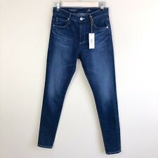 Adriano Goldschmied AG The Farrah SKINNY High Rise Stretch Jeans 27
