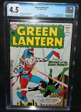 Green Lantern #1 - Origin of Green Lantern Retold - CGC Grade 4.5 - 1960