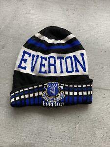 EVERTON FOOTBALL HAT - ADULTS