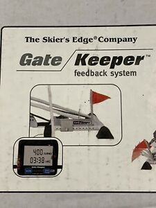 Skiers Edge Gate Keeper Simulator additional Add-On For S3 & S4 New in Box