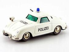 Schuco micro-Racer Porsche 356 policía # 118