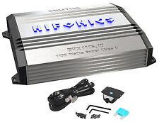 New Hifonics Brutus BRX1116.1D 1100 Watt RMS Class D Mono Amplifier Car Amp