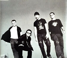 U2 ‎Maxi CD Elevation (4 remixes) - Vol.4 - Europe (M/EX+)
