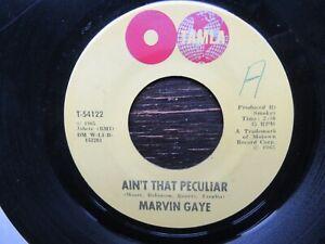 MARVIN GAYE Ain't That Peculiar Tamla T 54122 1965 Motown Northern Soul