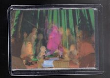 Disney Pocahontas ! of 2 Moving Animation  card