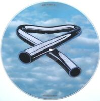 EX/EX!  MIKE OLDFIELD TUBULAR BELLS VINYL LP PICTURE PIC DISC