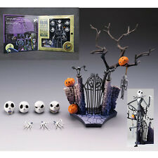 SCI-FI REVOLTECH SERIES NO.005/ FIGURA JACK SKELLINGTON 18 CM-FIGURE IN BOX 7""