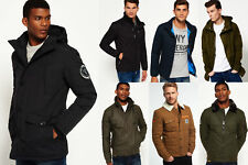 New Mens Superdry Jackets Selection - Various Styles & Colours 1110 2