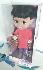 💚 Disney Store Animator Doll Boo Monsters Inc Disney Pixar ~ New In Box.