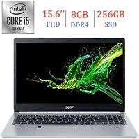 "New Acer Aspire 5 15.6"" FHD i5-10210U upto 4.2GHz 8GB RAM 256GB Stereo Speakers"