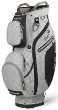 Sun Mountain Women's Diva Cart Bag Ladies Golf Bag 2020 Silver/Stripe/Black New