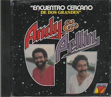 Andy Montañez Pellin Rodriguez - Encuentro Cercano - Very Rare New CD - 1217