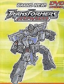 "Transformers "" Armada Volume 3 "" DVD - 2002 - REGION 4 AUSTRALIA - RARE !!"