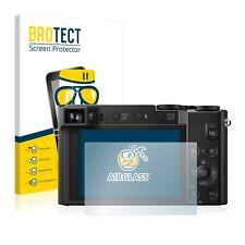 AirGlass VITRE PROTECTION VERRE pour Panasonic Lumix DMC-TZ100EB