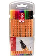 Stabilo Point 88 Pen Fineliner 0.4mm 10 Colours