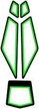 """Jconcepts P2 B6.1 """"ExactTrim"""" Profesional Window Trim Paint Mask"""