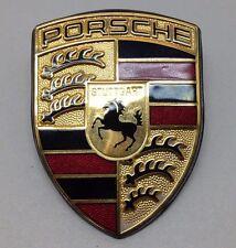1997-2004 Porsche 986 Boxster / 1999-2004 Porsche 996 911 Hood Emblem