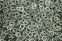 (250) Galvanized 1/2 Split Lock Washers