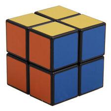 New Shengshou 2x2 Mini Magic Cube Square Speed Cubing Twist Black