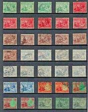 TRINIDAD TOBAGO Stamp COLLECTION George V REF:QT351a
